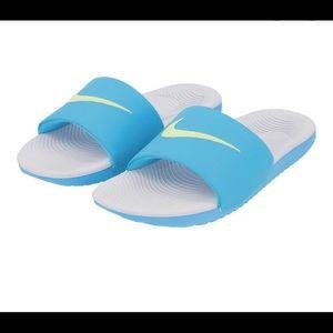 NWT Nike women's Kawa Slide sandals.